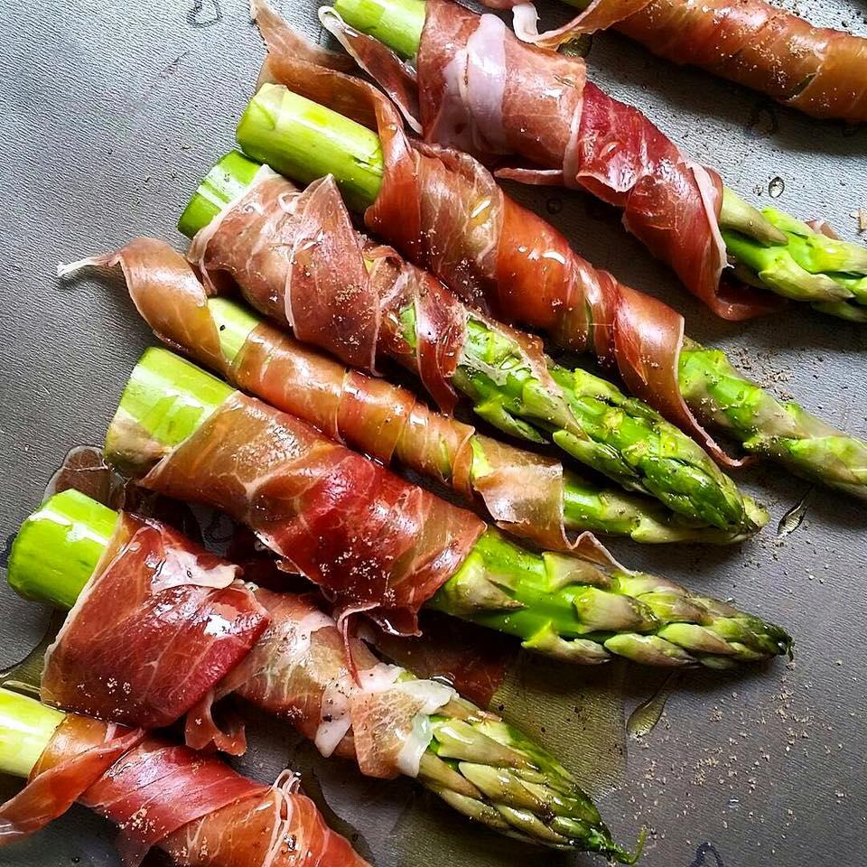 jamon iberico recetas