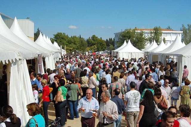Iberian ham trade fair